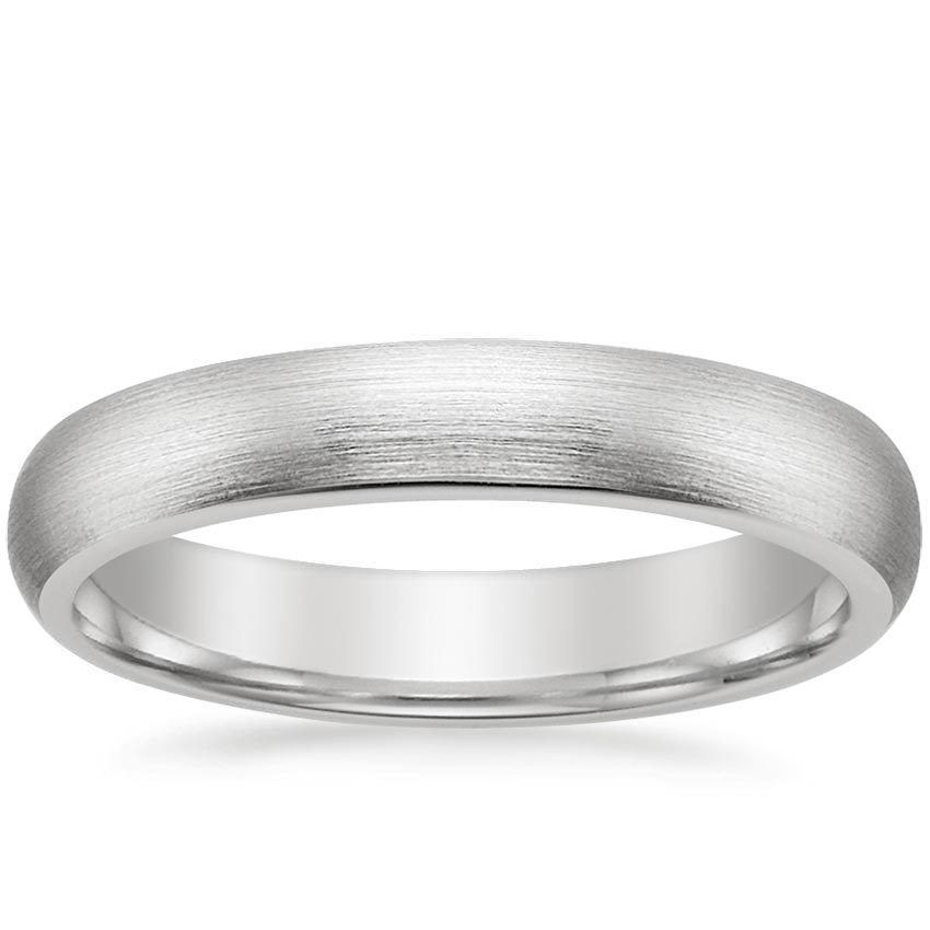Brilliant Earth Comfort Fit Wedding Ring Mens Wedding Bands Platinum Wedding Rings