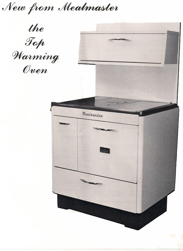 Knox Mealmaster Wood Coal Cook Stove Wood Stove Cooking Cooking Stove Stove