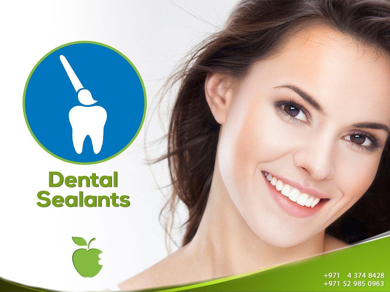 Dental sealants dental decay on the back teeth premolars