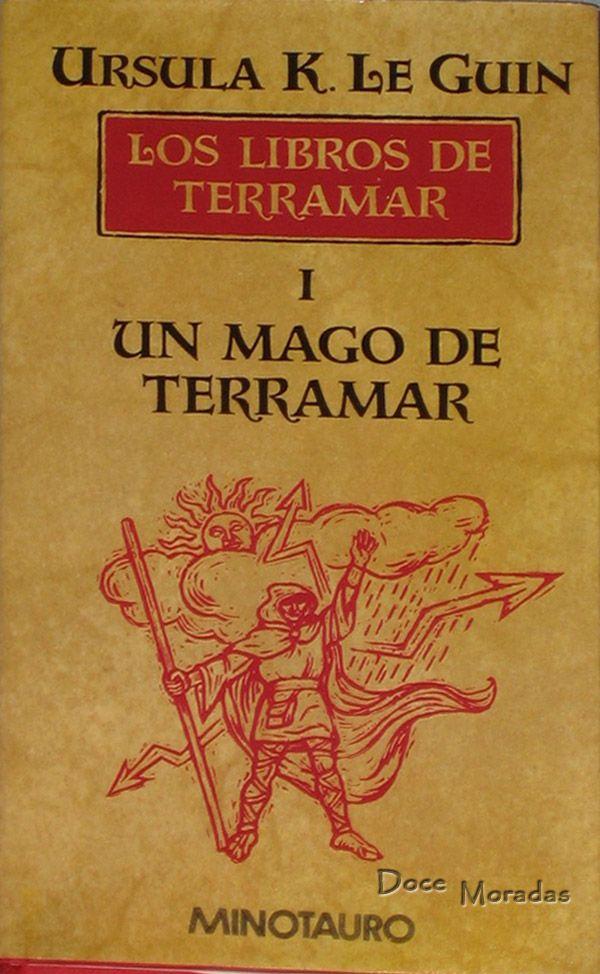 Un Mago De Terramar Ursula Le Guin Libros Para Leer Cuentos De Terramar Descargar Libros En Pdf