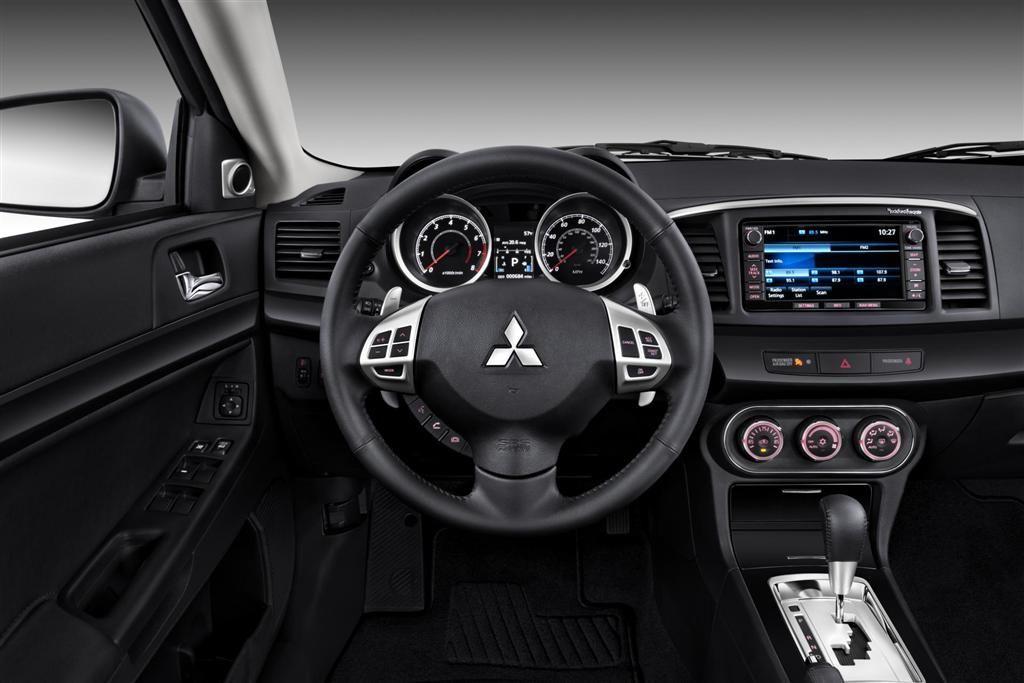 Interior Of Mitsubishi Lancer EX 2014  Mitsubishi Lancer EX GT