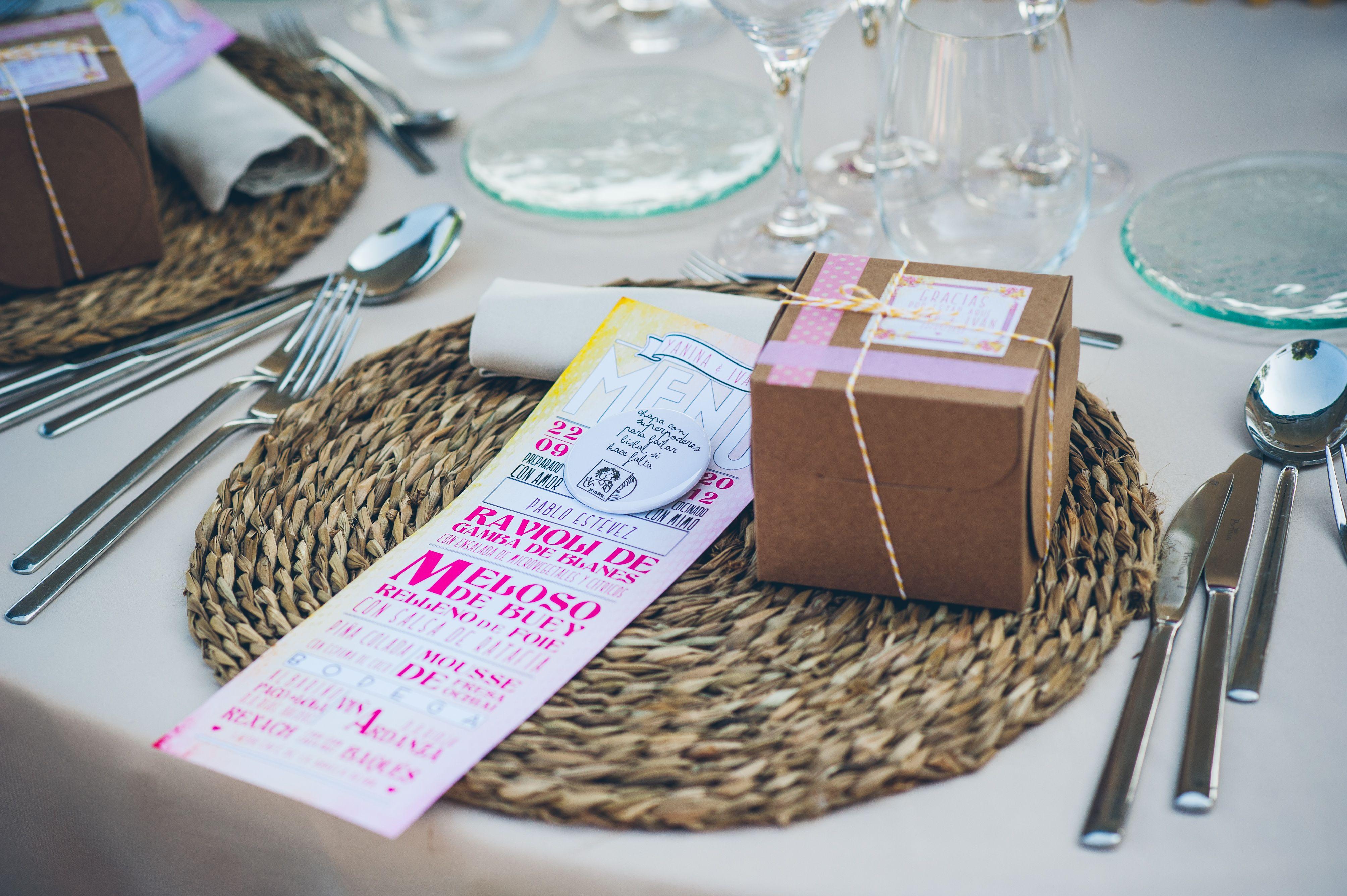 Sorteazo con Mr. Wonderful | Regalos de boda, Bodas de cuento, Mesas de boda