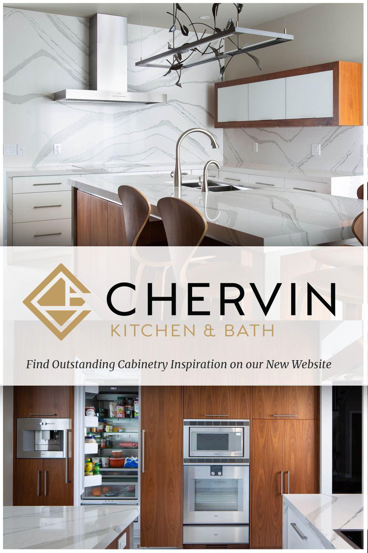 Chervin Kitchen & Bath builds high-quality custom ...