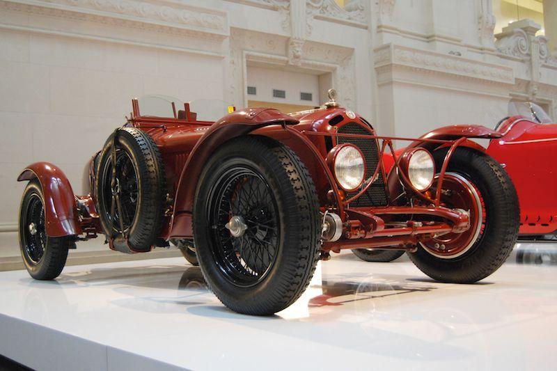 Ralph Lauren Car Collection - 1931 Alfa Romeo 8C 2300 Monza   Random