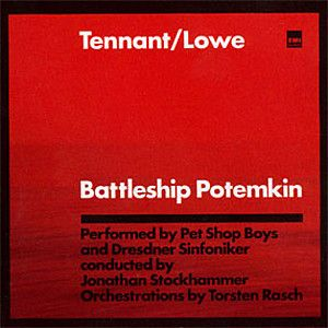Pet Shop Boys Product Battleship Potemkin Pet Shop Boys Battleship Album