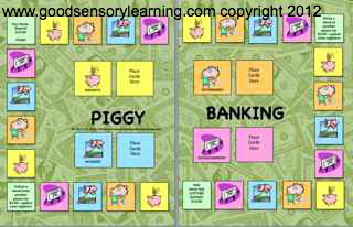 piggy banking is a great downloadable game that will help students
