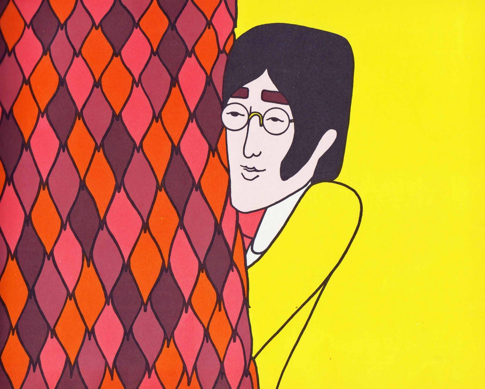 We Love You, Beatles: Vintage Children's Illustration Circa 1971 | Brain Pickings