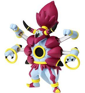 Pokemon Monsters Collection Hp-17 Hoopa (Unleashed Figure)