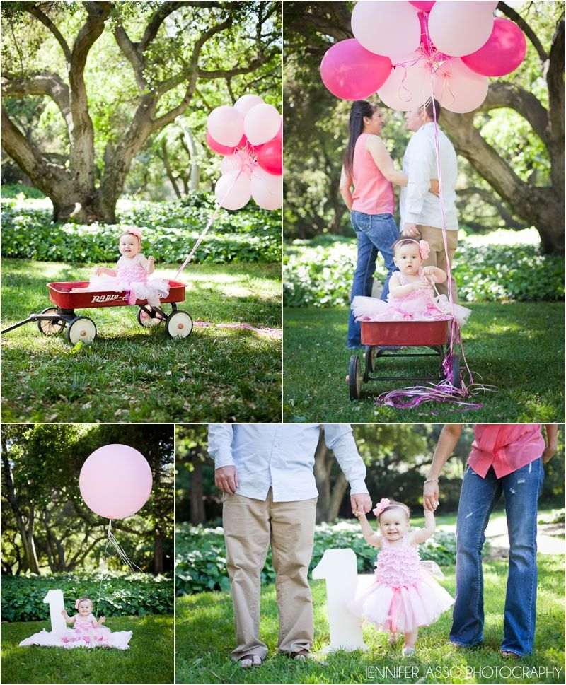 Los Angeles One Year Old Photography