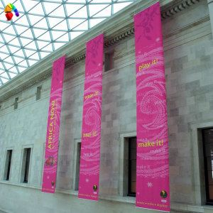 Vertical Hanging Banners To Cover Building Event Google Search - Vertical vinyl banners