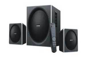 F&D A150X 2.1 Computer Speakers - Black At Rs.2990