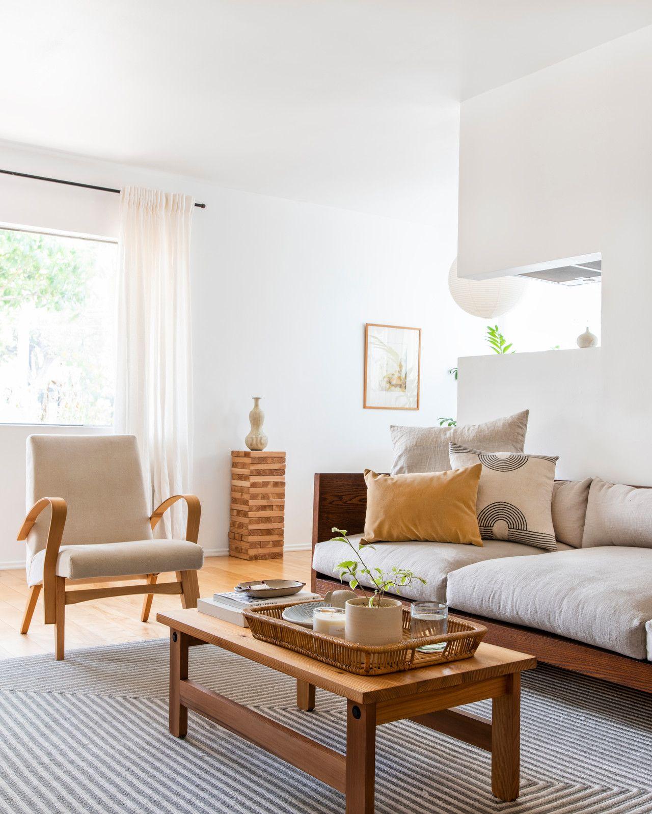 LA Homepolish Apartment With Airy Minimalist Design Home