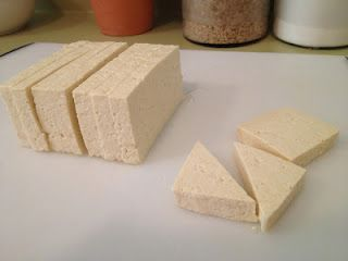 Tofu!!  This is an excellent post on how to cook tofu perfectly!