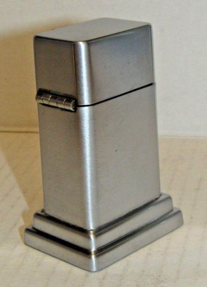 Vintage Zippo Barcoft Table Lighter Zippo Lighter Zippo Lighter