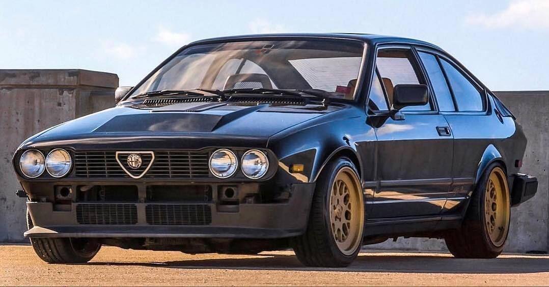 Gentlemanracedriver Alfa Romeo Gtv Alfa 155