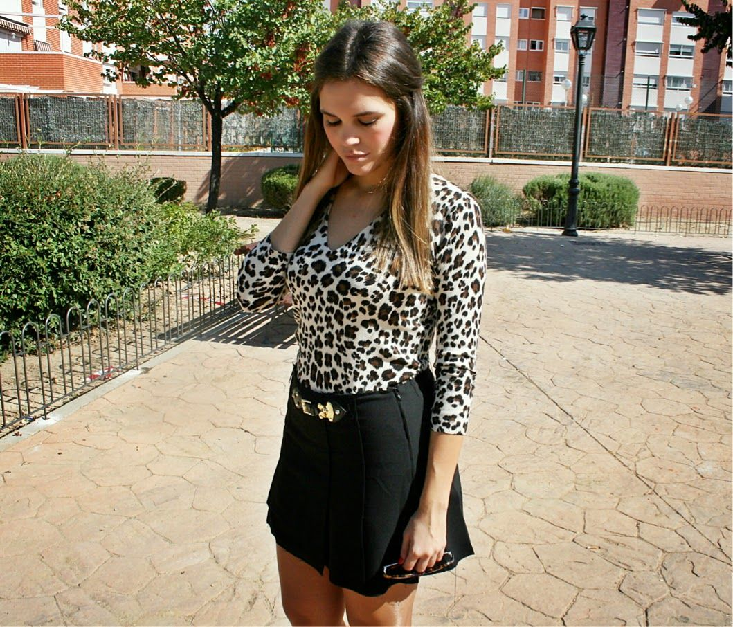 my own style: Pleated Skirt #kissmylook