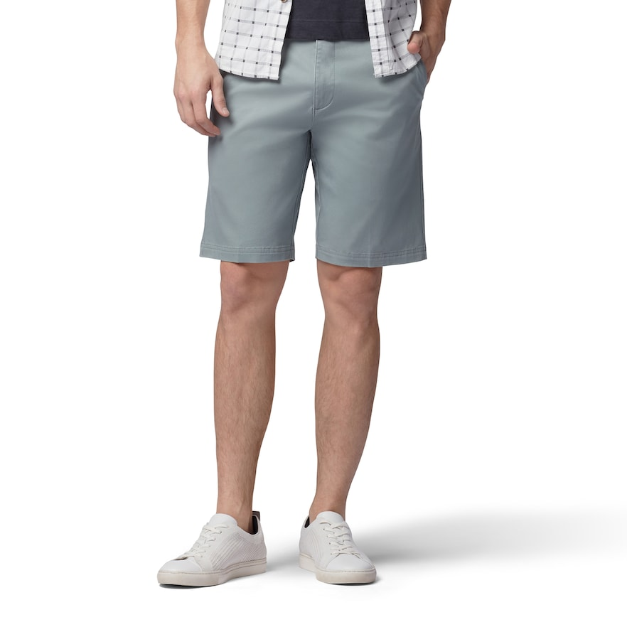Men S Lee Extreme Comfort Flat Front Shorts Products In 2019