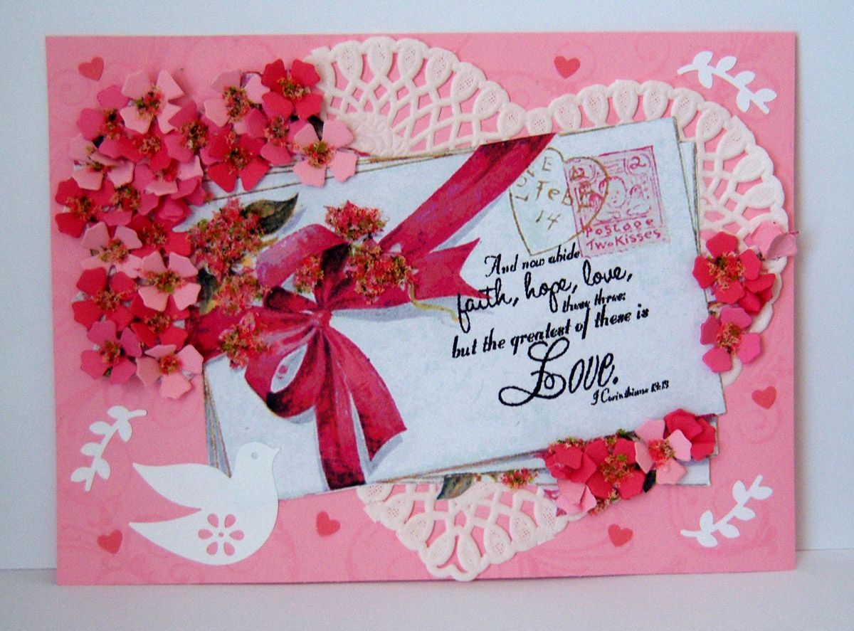 Scripture Printables (With images) | Valentines day ...