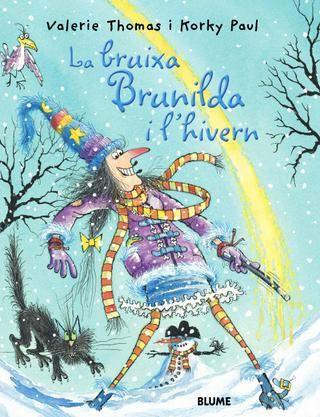 La bruja Brunilda y su ordenador   Libro de historia para