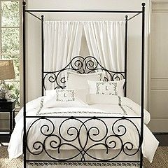 Blaisdale Queen Canopy Bed Ballarddesigns Com Design Bedrooms