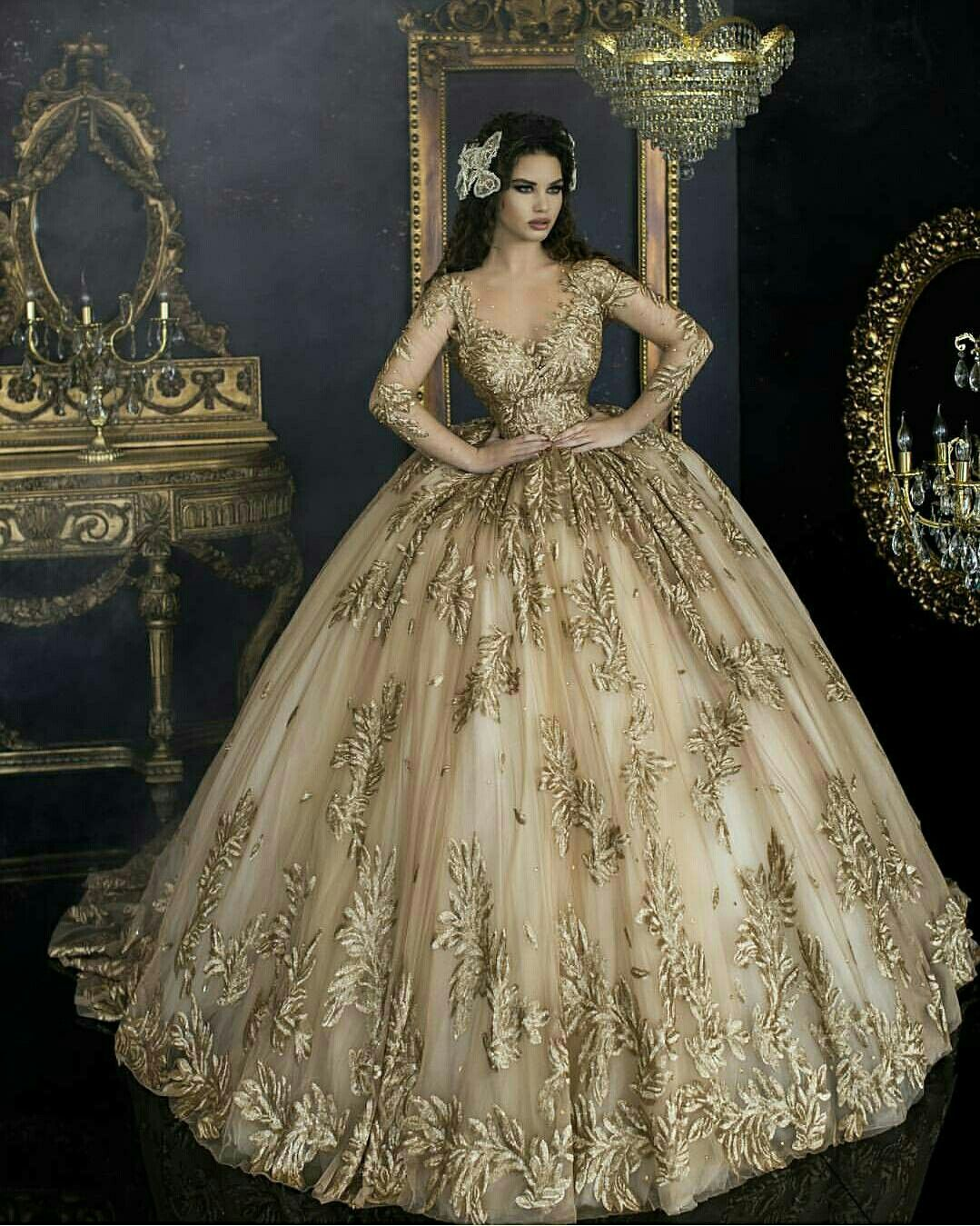 Pin by samira on mariage pinterest gowns wedding dress and wedding
