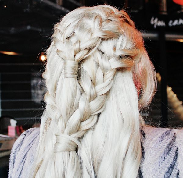Wedding Hairstyles Games: Game Of Thrones Daenerys Targaryen (Khaleesi) Hair