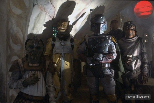 Bossk S Only Appearance In Episode Vi The Return Of The