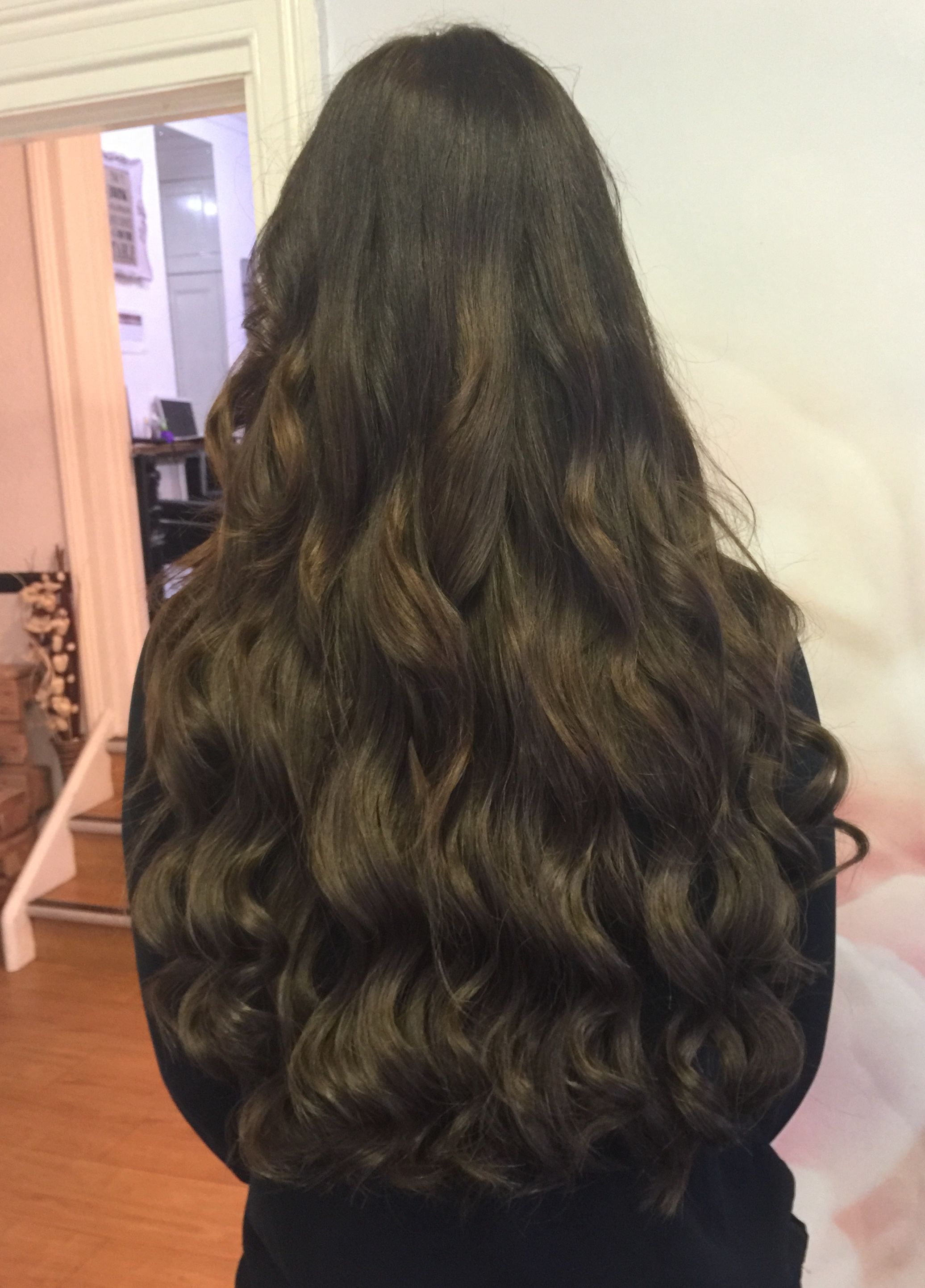 Want To Learn How To Fit Hair Extensions Like This Enquire About