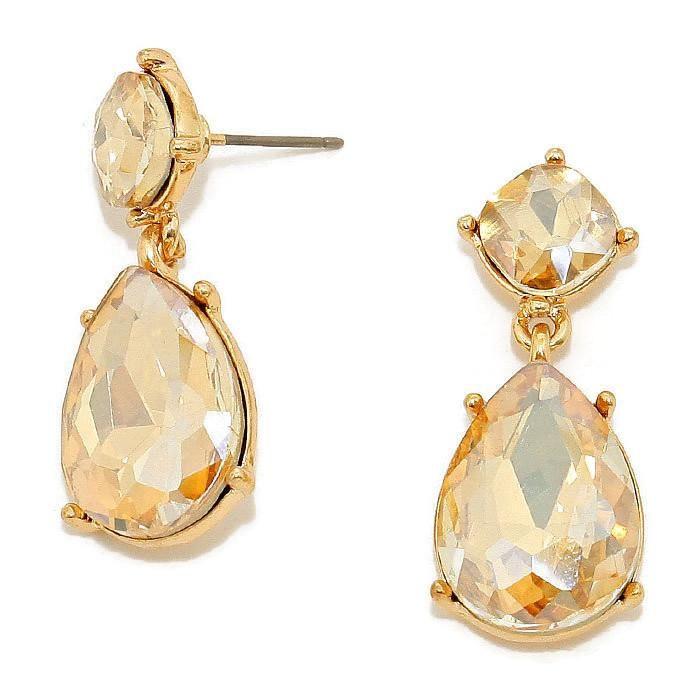 Charlotte Earring Gold