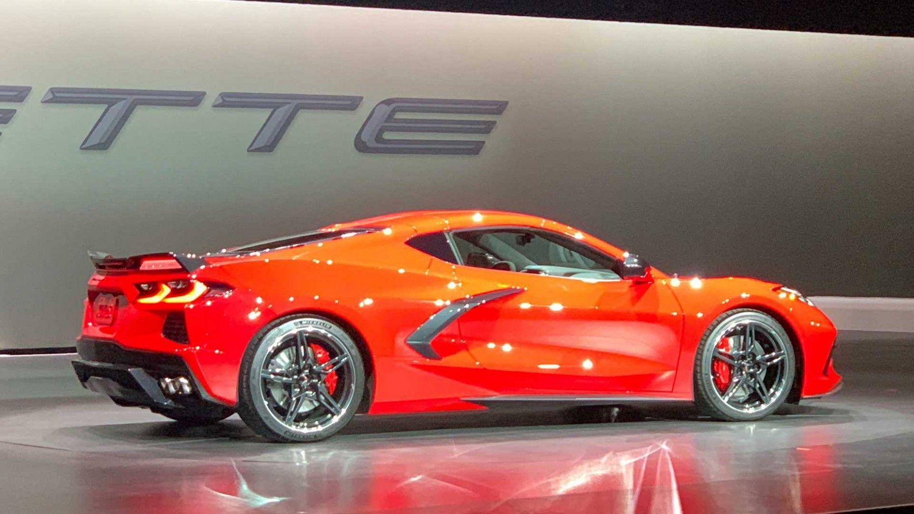 2021 Corvette Z07 Ratings