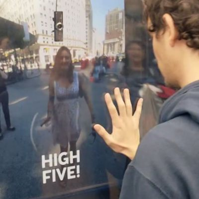 High Five Amsterdam and New York! | Mobility & Trends