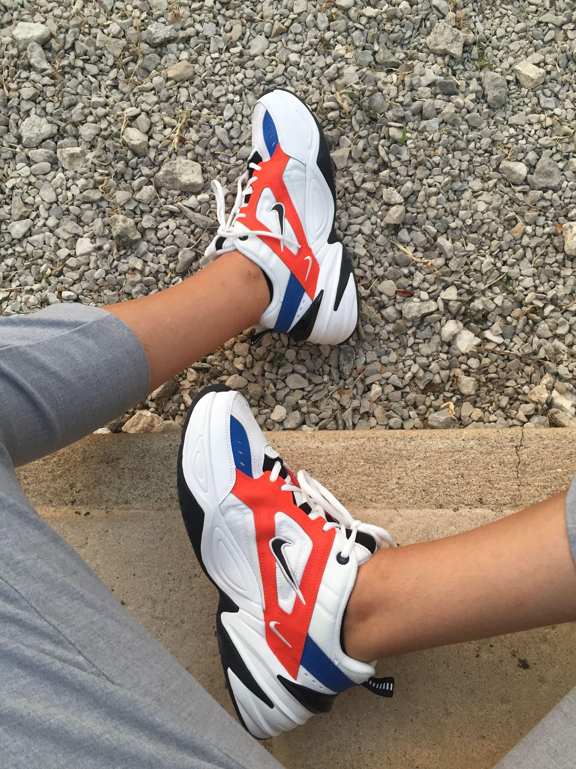 Nike M2k Tekno John Elliott Sneakers Streetwear Womens Sneakers Sneakers Trending Sneakers