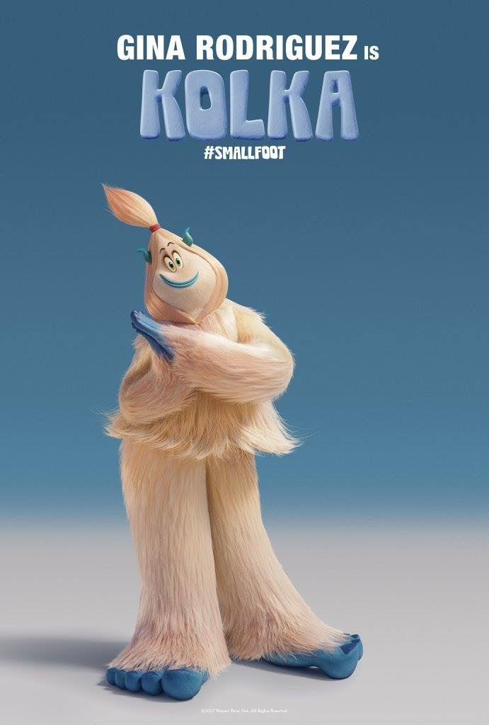 Meet The Cast Of Smallfoot In Theaters September 28 2018 Full Movies Animated Movies Best Marvel Movies