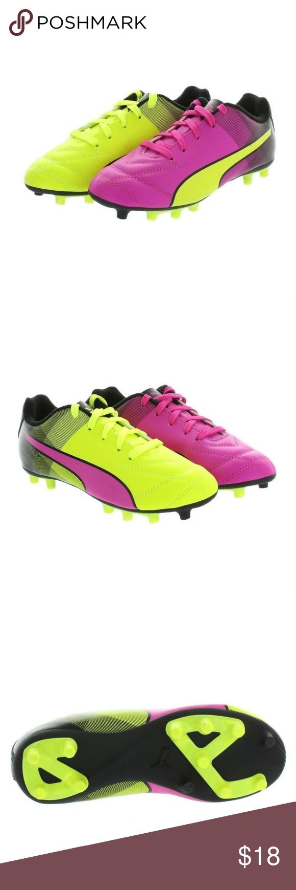 1b2568489 Puma Little Big Kids Adreno II Fg Jr Soccer Shoes Product Name  Puma Little