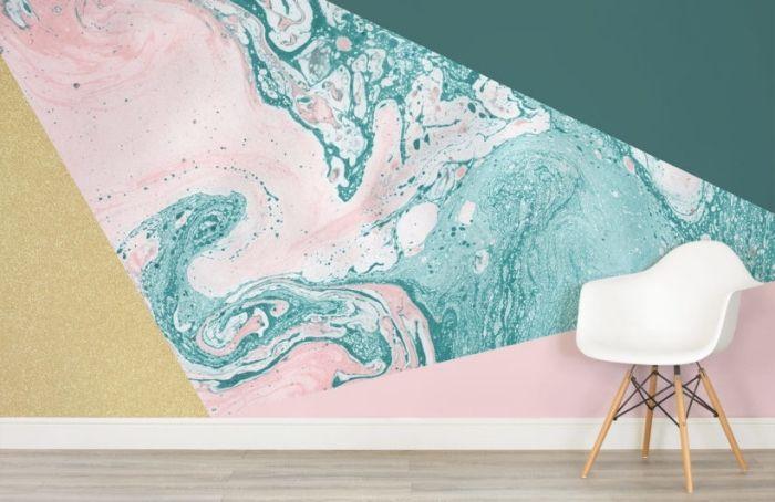 ▷ 1001 + modèles de papier peint tendance phares