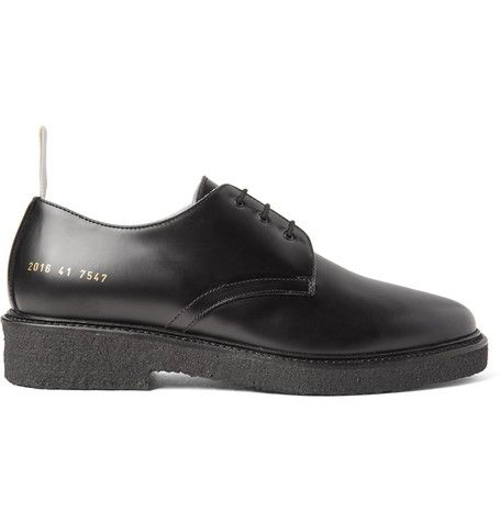 247543e2f144 COMMON PROJECTS Cadet Leather Derby Shoes.  commonprojects  shoes  derby  shoes