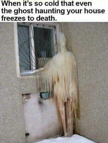 Cold As Hell
