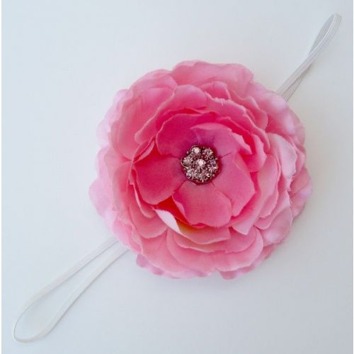 Girlie Flower Headband