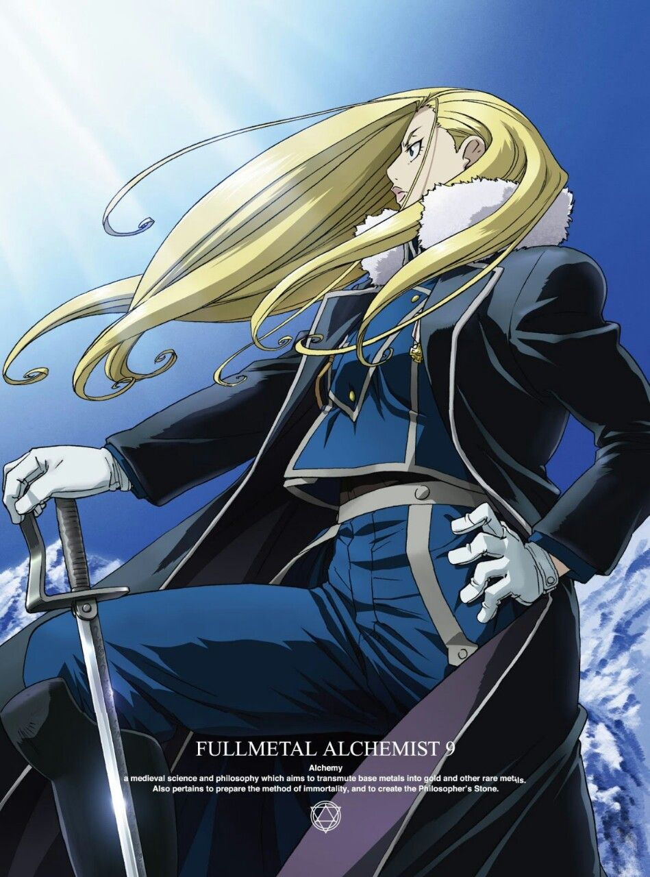 Pin on Animes & Mangas - Full Metal Alchemist