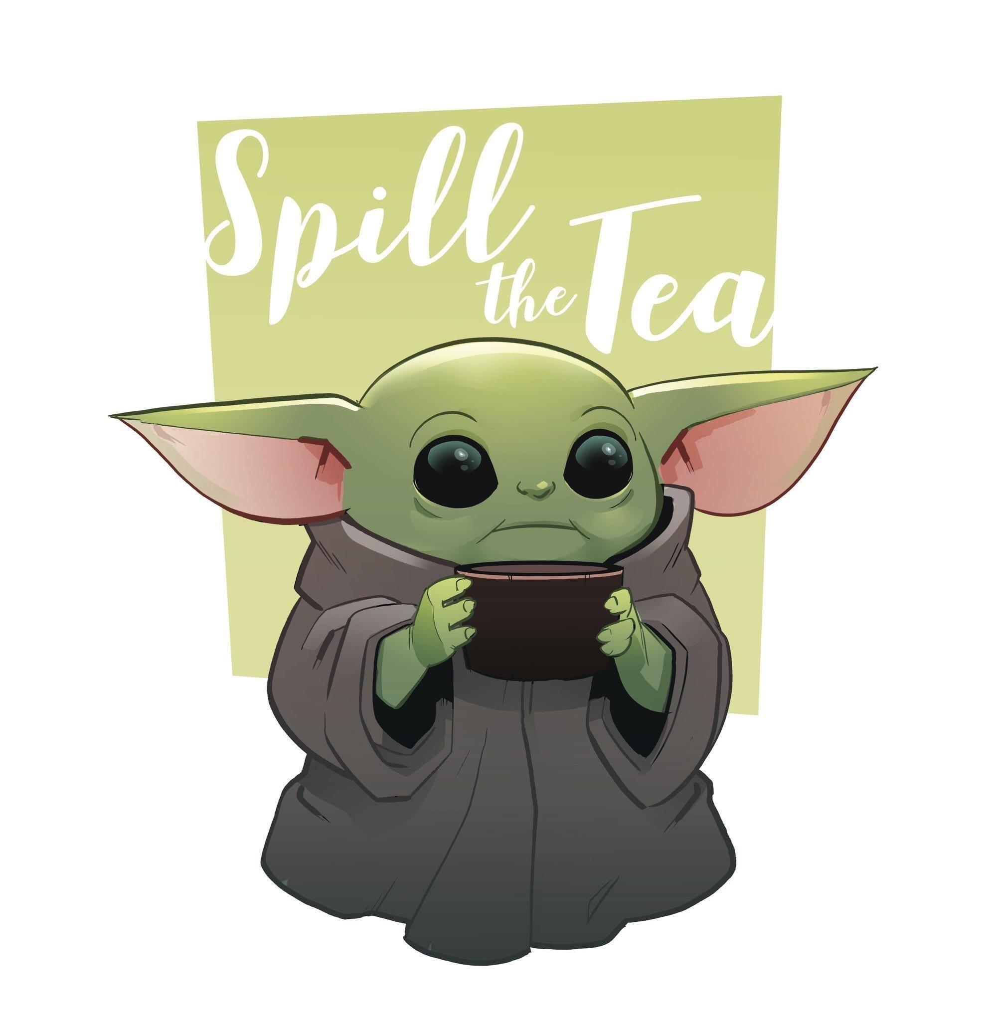 Love The New Meme R Yiddle Baby Yoda Grogu Yoda Wallpaper Star Wars Art Star Wars Humor