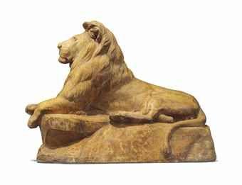 Lion de l'Atlas (The Atlas Lion)