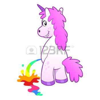 kone%3A+Unicorn+mo%C4%8Den%C3%AD+duha+Ilustrace