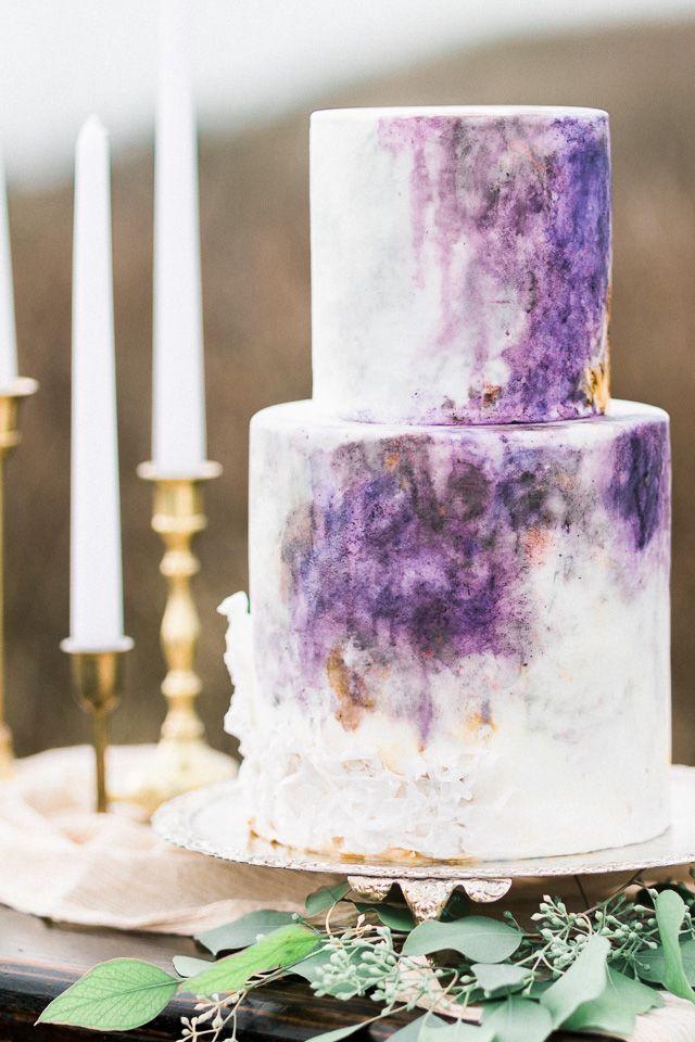 Oregon Lighthouse Wedding | 2018 PANTONE ULTRA VIOLET ...