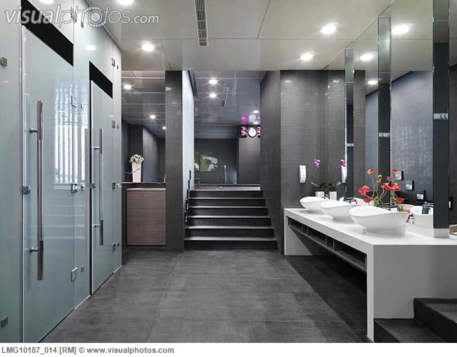 Public Toilet Paragon Shopping Mall Singapore By Dp Design With