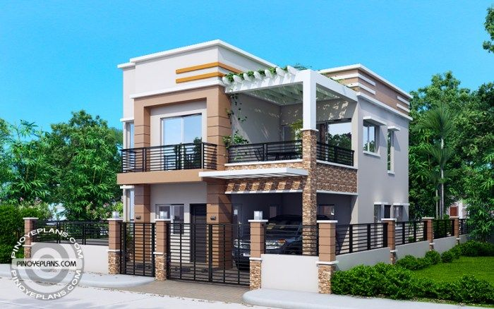 Carlo is  bedroom story house floor plan that can be built in square meter lot with at least meters width this design conveniently also kenneth labasan kennethlabasan on pinterest rh