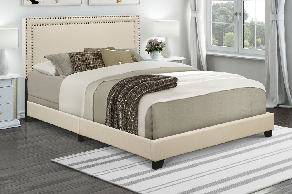 what is a upholstered bed