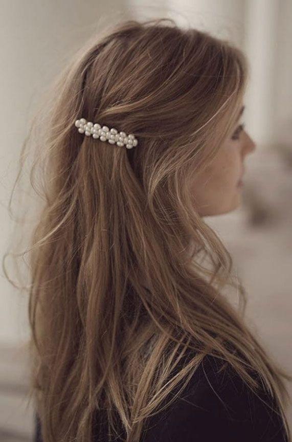 Pin By Dee Lav On Fashion In 2020 Hair Accessories Hair Styles Handmade Hair Clip