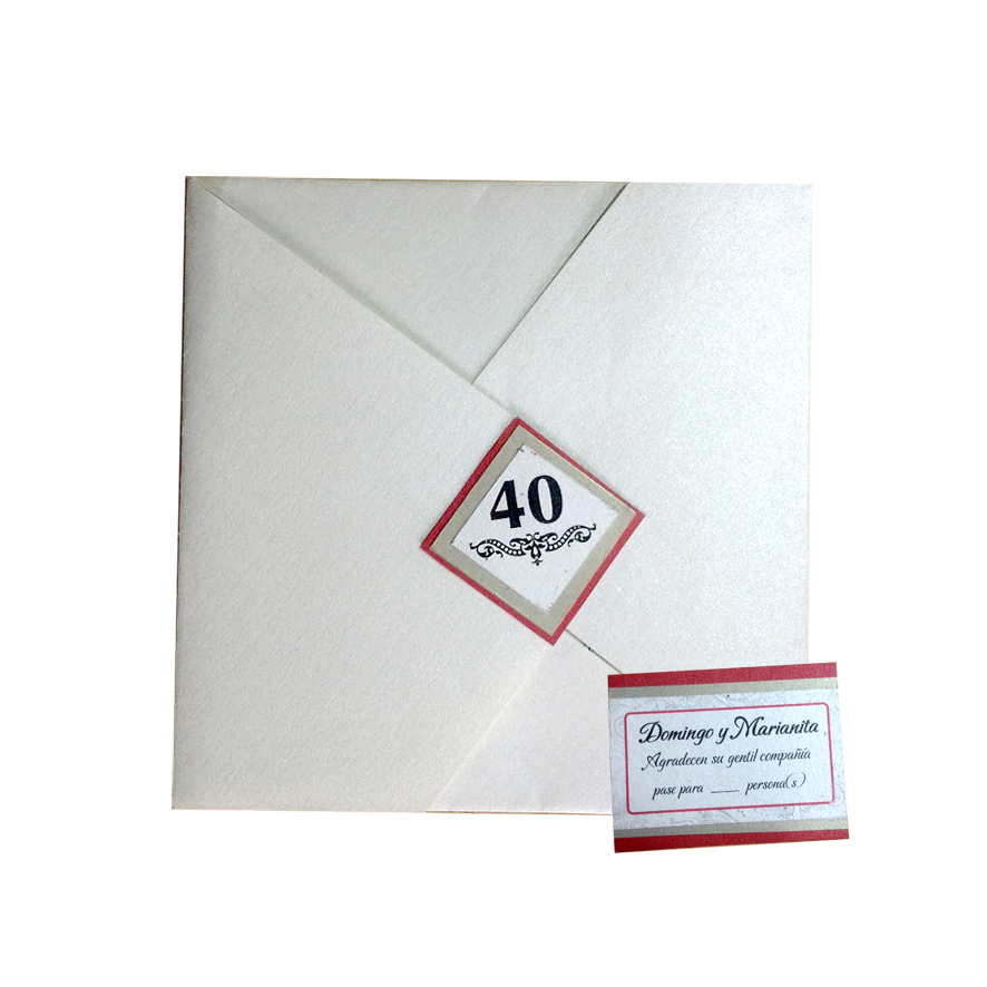 Cod Mat 012 Invitaciones De Boda Tarjetas De Invitación