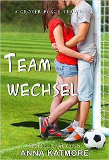 Merlins Bücherkiste: [Rezension & Kurz-Interview] Teamwechsel - Anna Katmore