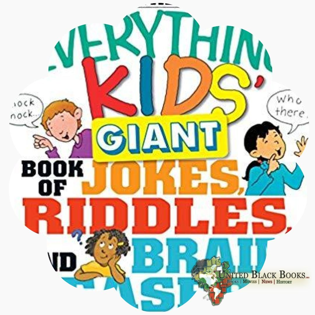 The Everything Kids' Giant Book of Jokes, Riddles, and